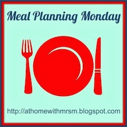 Meal Planning Week 3 – 13 January