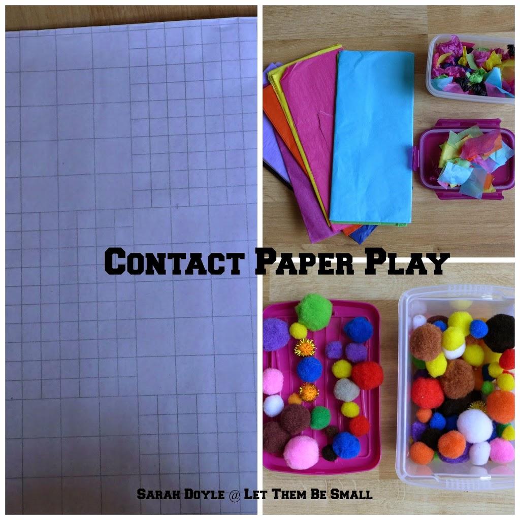 Sticky Paper Art