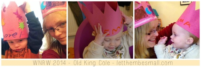 Old King cole Activities