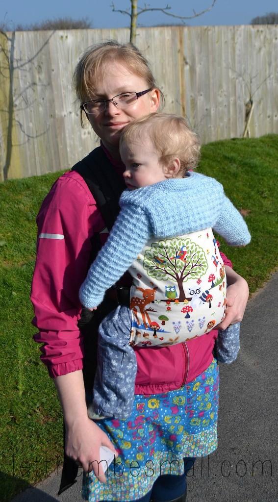 Nova baby carrier review