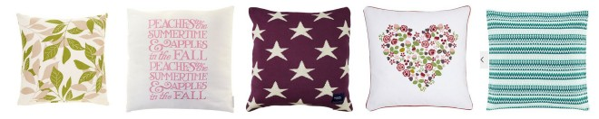 House of Fraser Cushions