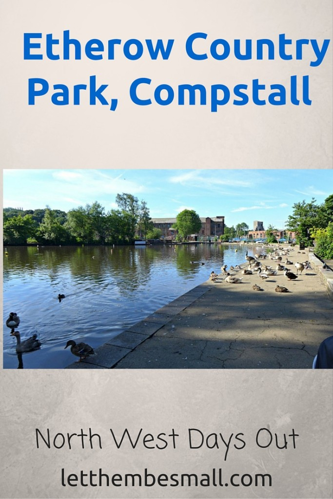 Etherow Country Park in Compstall is a fab place to visit to get outside and feed the ducks and run off some energy