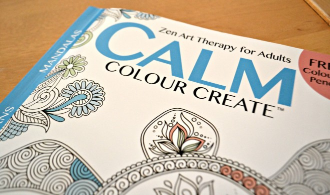 calm colour create magazine