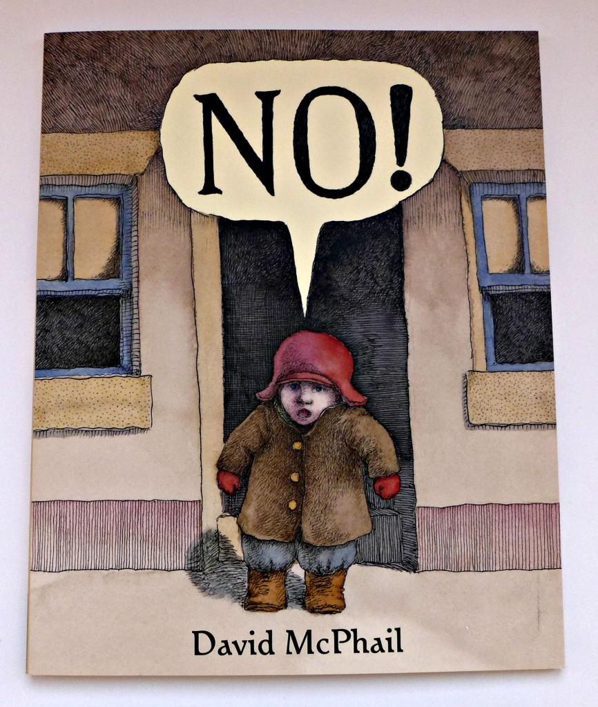 No David McPhail review