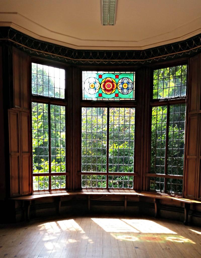 exhibition parsonage gardens