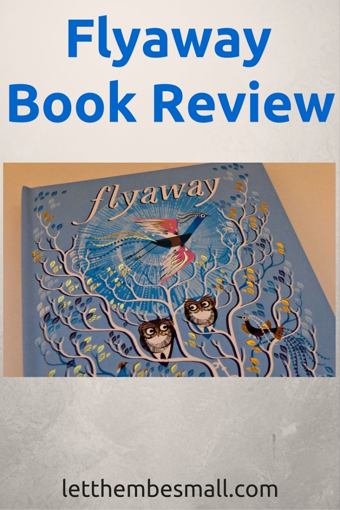 flyaway is a lovely gentle introduction to ideas of keeping animals and birds in captivity. A great way to teach young children empathy and responsible care of animals