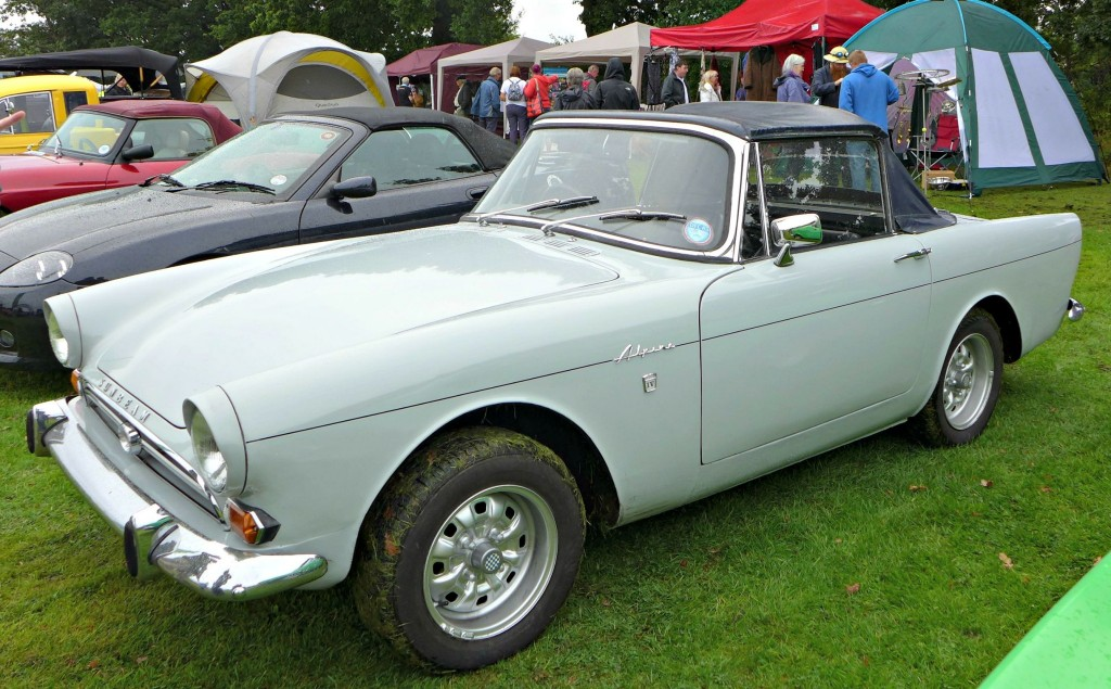 woodford classic car rally 2015