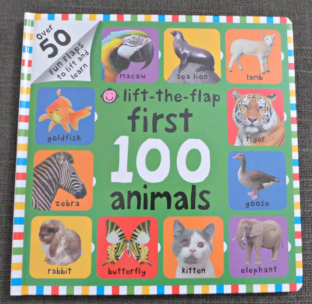 first 100 animals Priddy Books