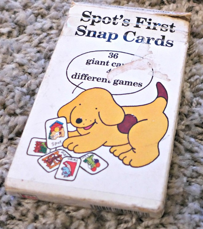 spots first snap cards