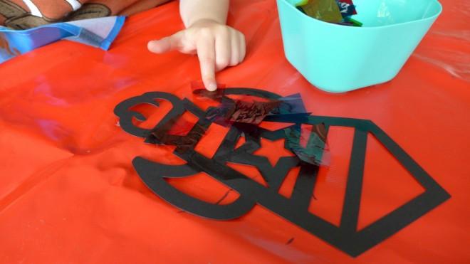 baker ross rocket craft kit