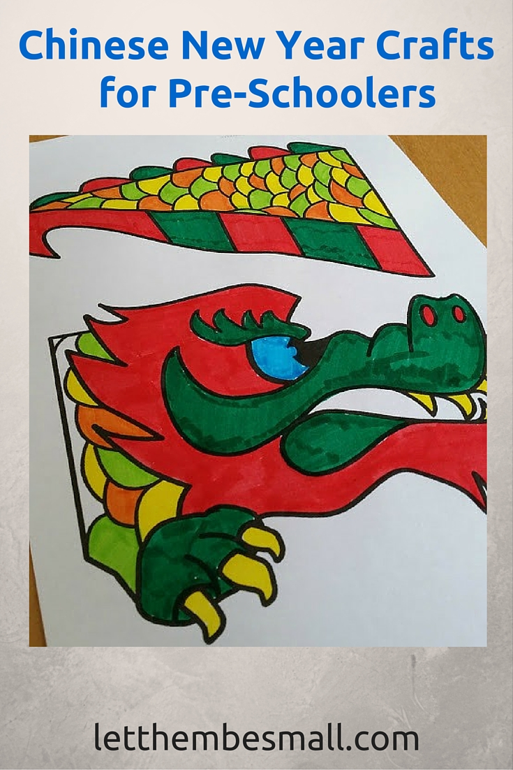 Chinese new year crafts for New year s crafts for preschoolers