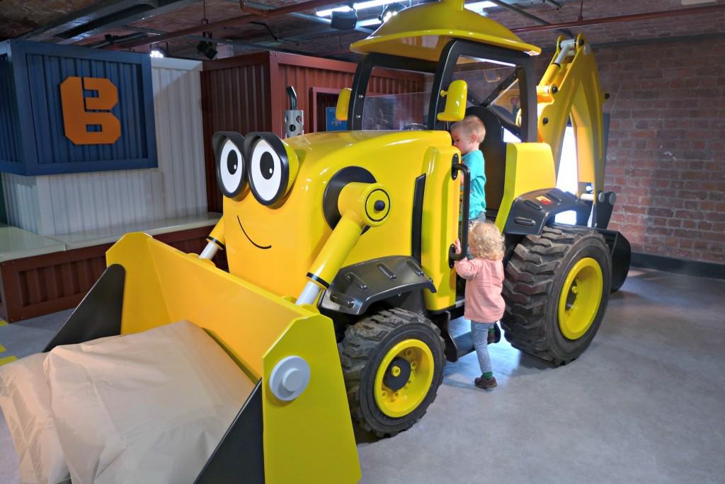 Mattel Play Bob the builder