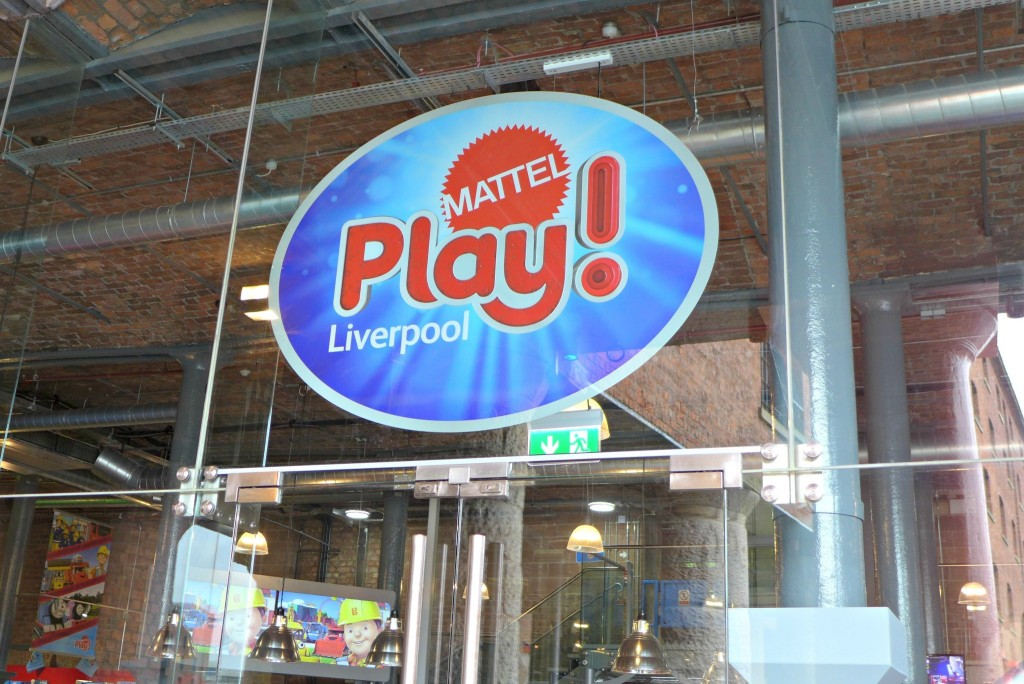 Mattel Play Liverpool : Review