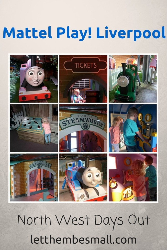 Mattel Play Liverpool is the perfect destination for young children. Bob the Builder, Thomas and Friends and Fireman Sam