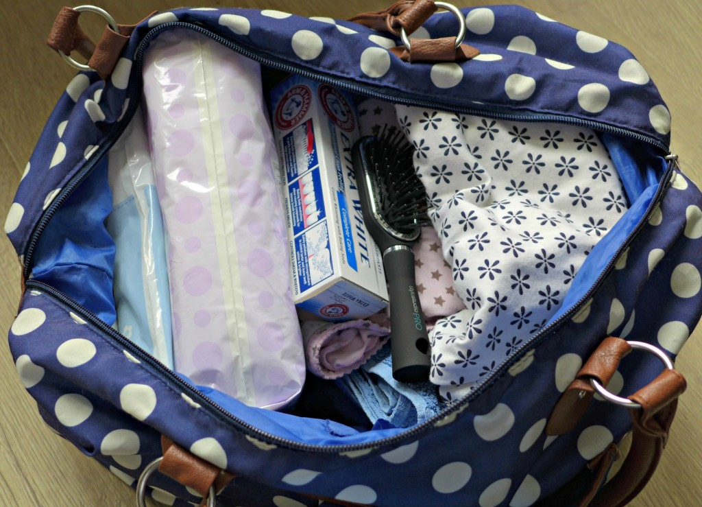 what to pack in mums hospital bag