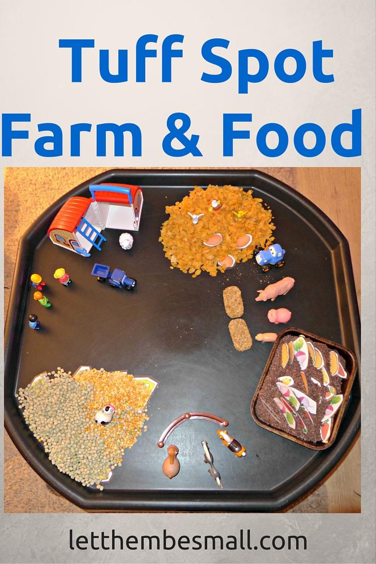 Farm And Food Tuff Spot