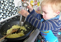 pre school kitchen skills