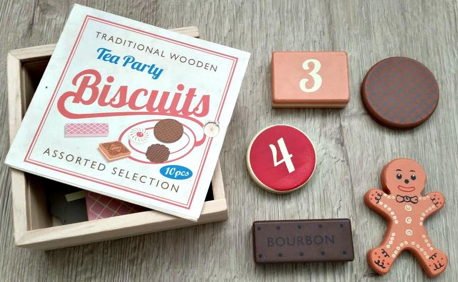 Tea Party Biscuits