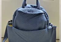 the infinity chanigng bag from toTs by smartrike is a brilliant changing bag - will hold everything (and more)