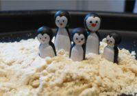 ideas for penguin tuff spot play