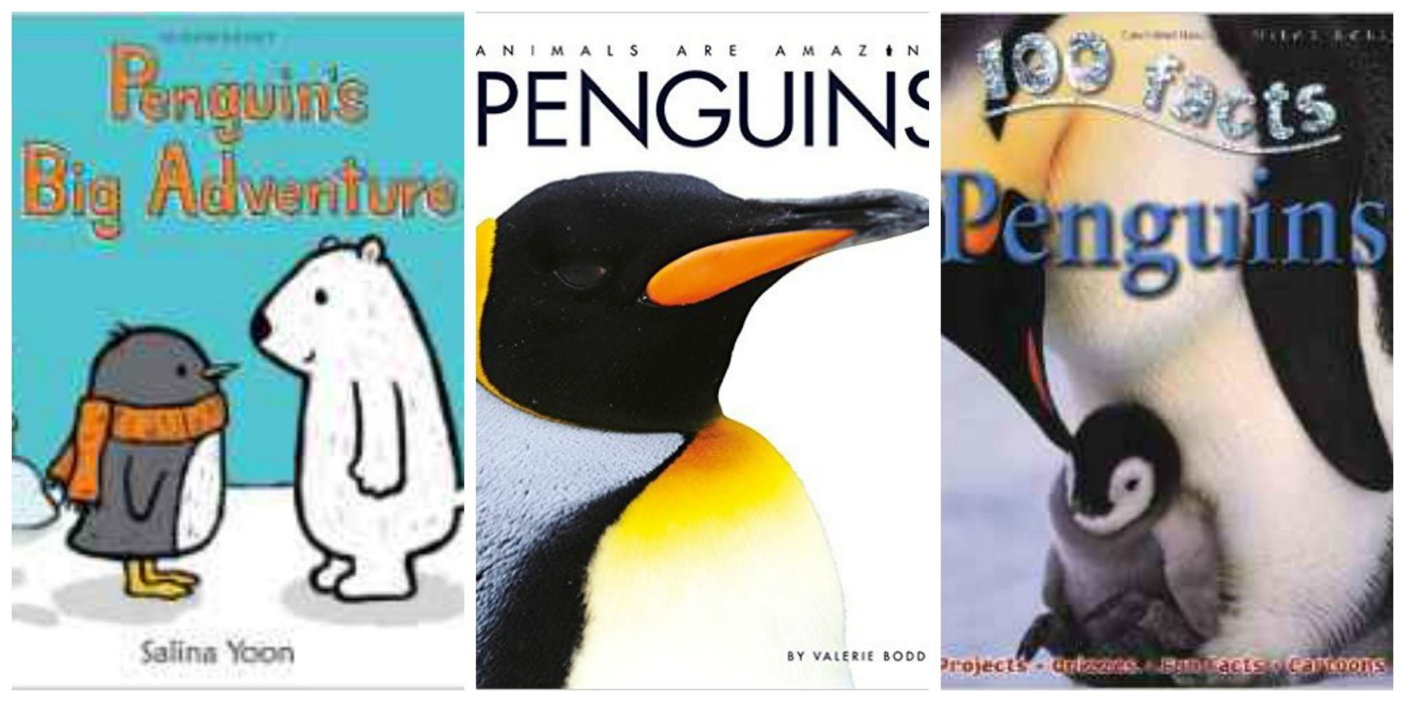 penguin books for pre schoolers