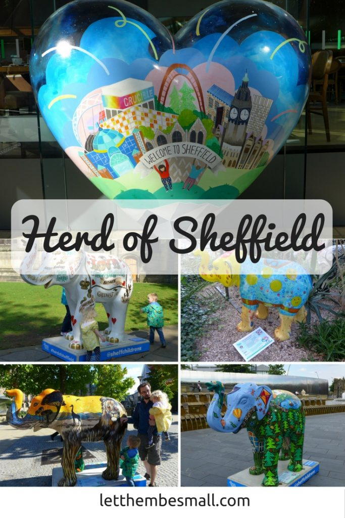 herd of sheffield is a fabulous city wide art exhibition
