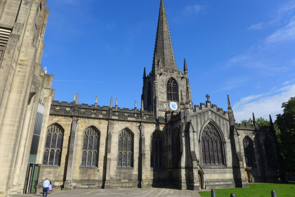 Sheffield Catherdral