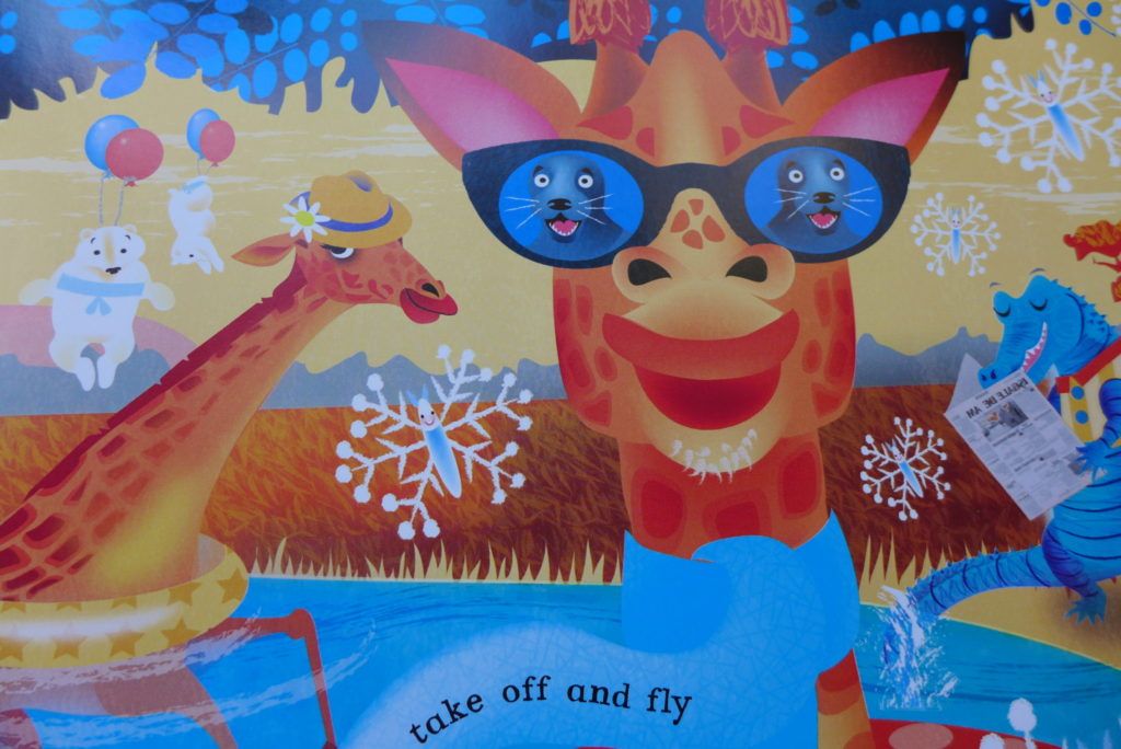 topsy turvy animals review