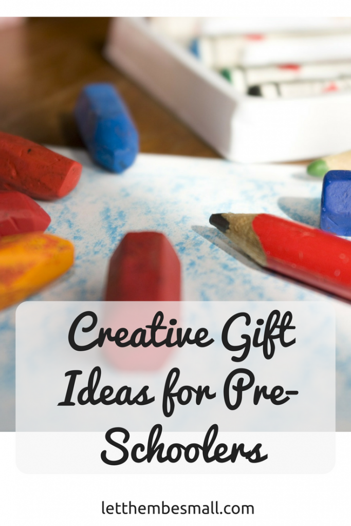 great creative gift ideas for pre schoolers