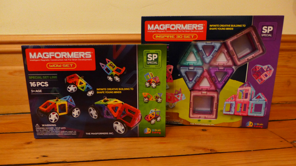 Magformers – Review
