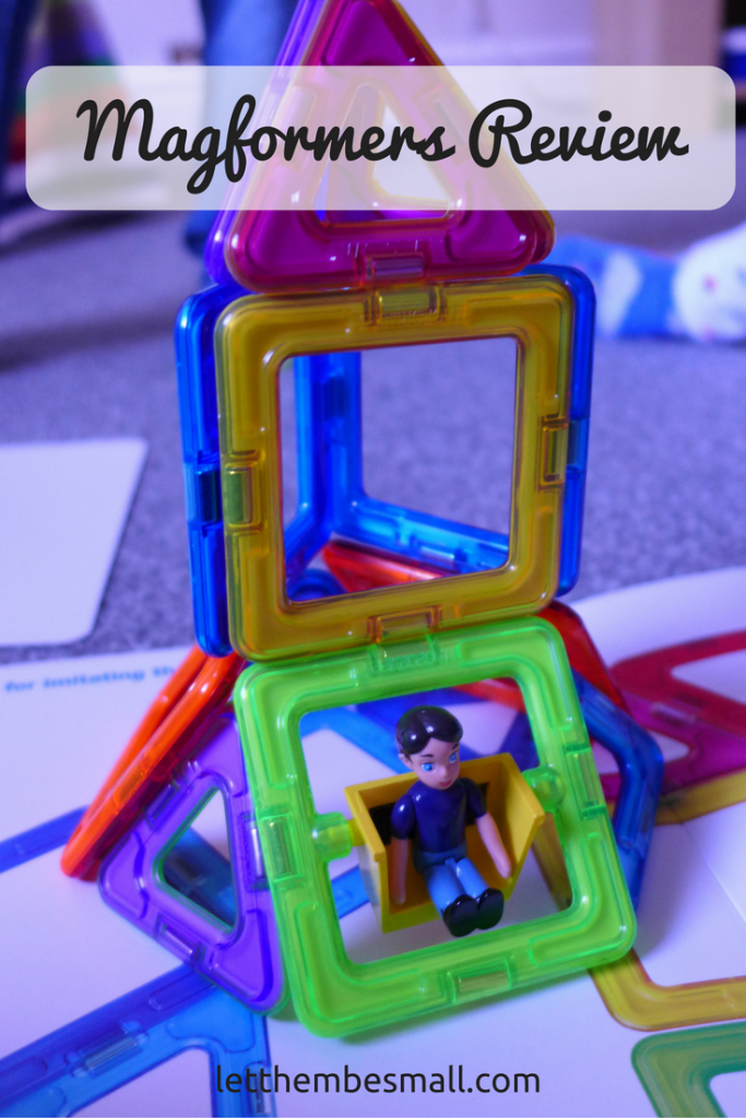magformers are a great magnetic toy and perfect early construction for pre schoolers and able to create more complex structures for older children