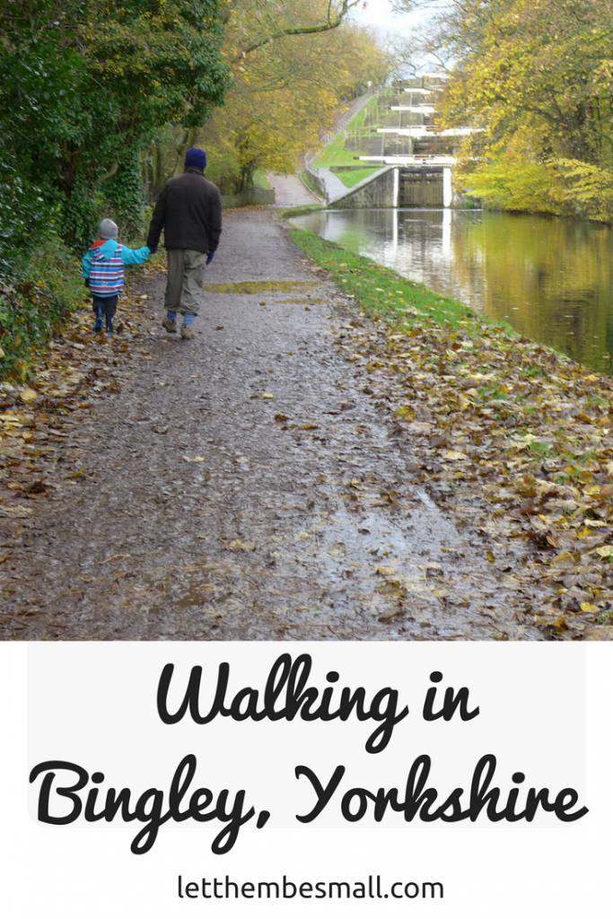 read more about the bingley walkers are welcome to take on a fab walk in Bingley, Yorkshire