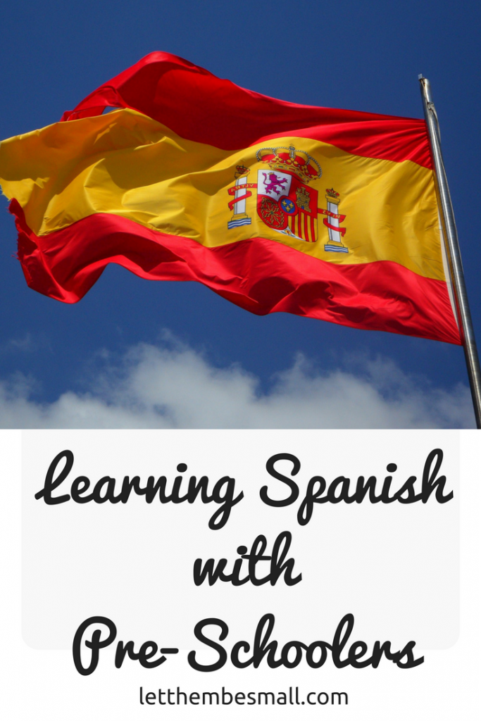 read about how we have been getting on whilst learning spanish with pre-schoolers
