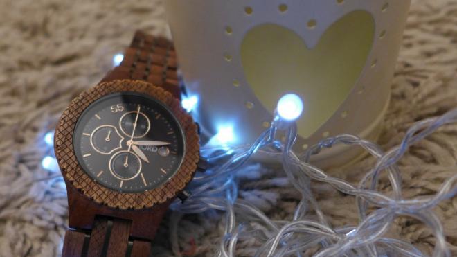 Jord watch mens valentines gift