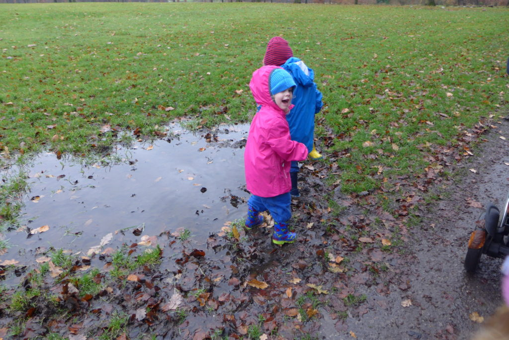 top tips for muddy walks