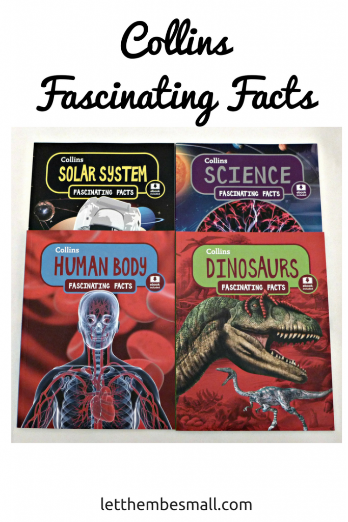 collins fascinating facts series of books offer your child a wealth of facts and information on a wide range of subjects