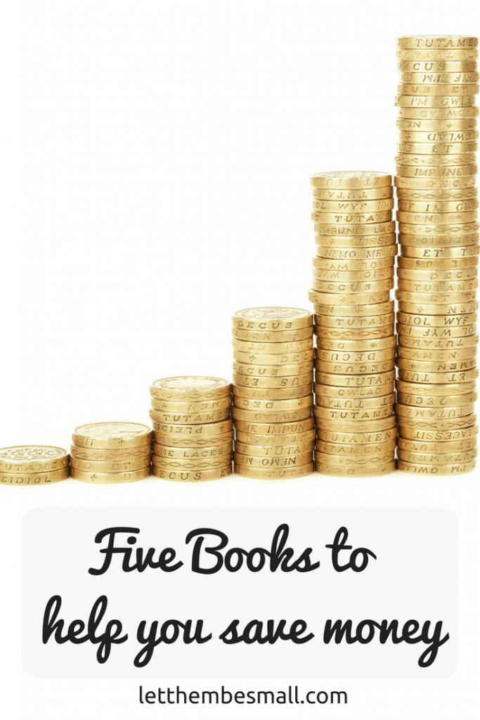five great books to help you save money