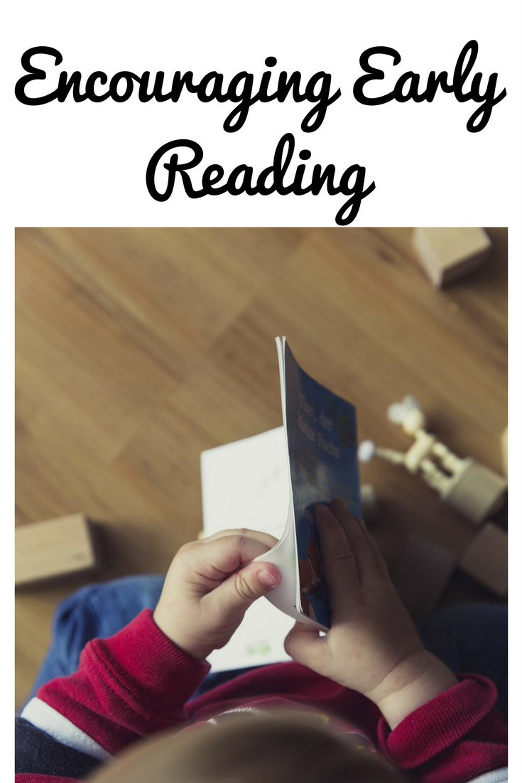 here are my tips for helping to encourage those early reading skills
