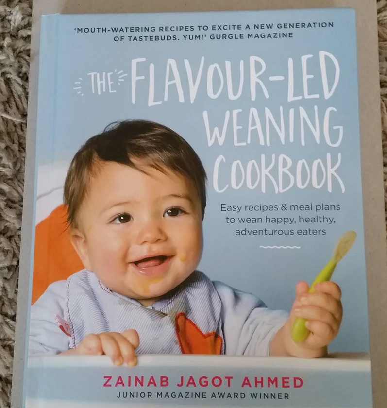 flavour led weaning cookbook