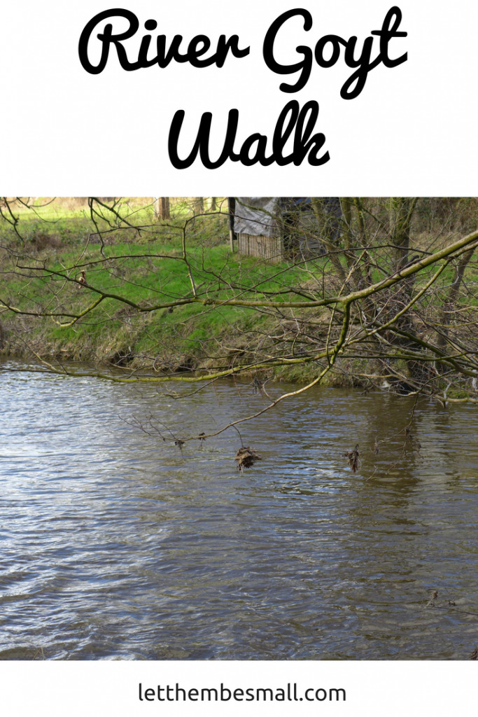 River Goyt walk via Woodbank Park in Stockport