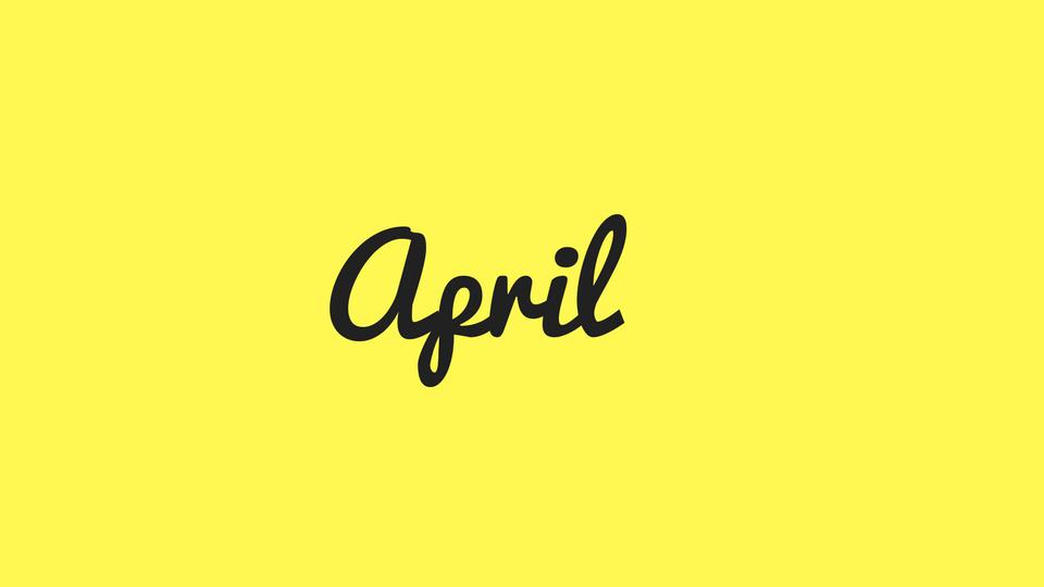 4/12 – April