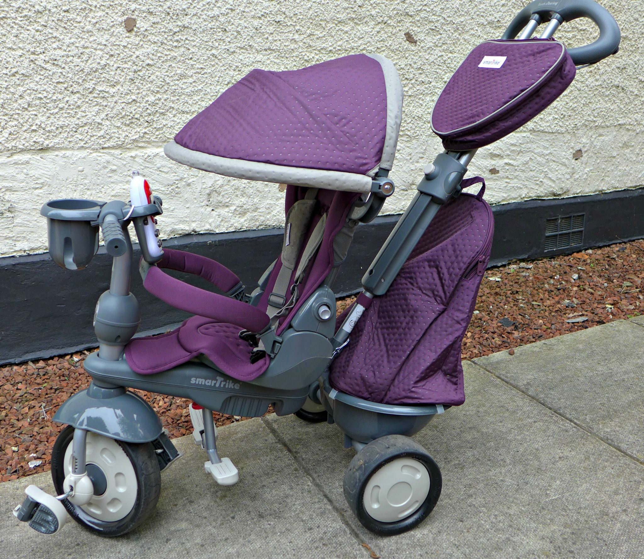 Smart Trike Recliner Stroller Smart Trike Recliner Child