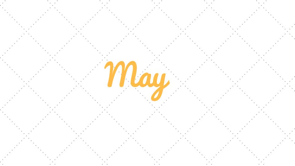 05/12 – May