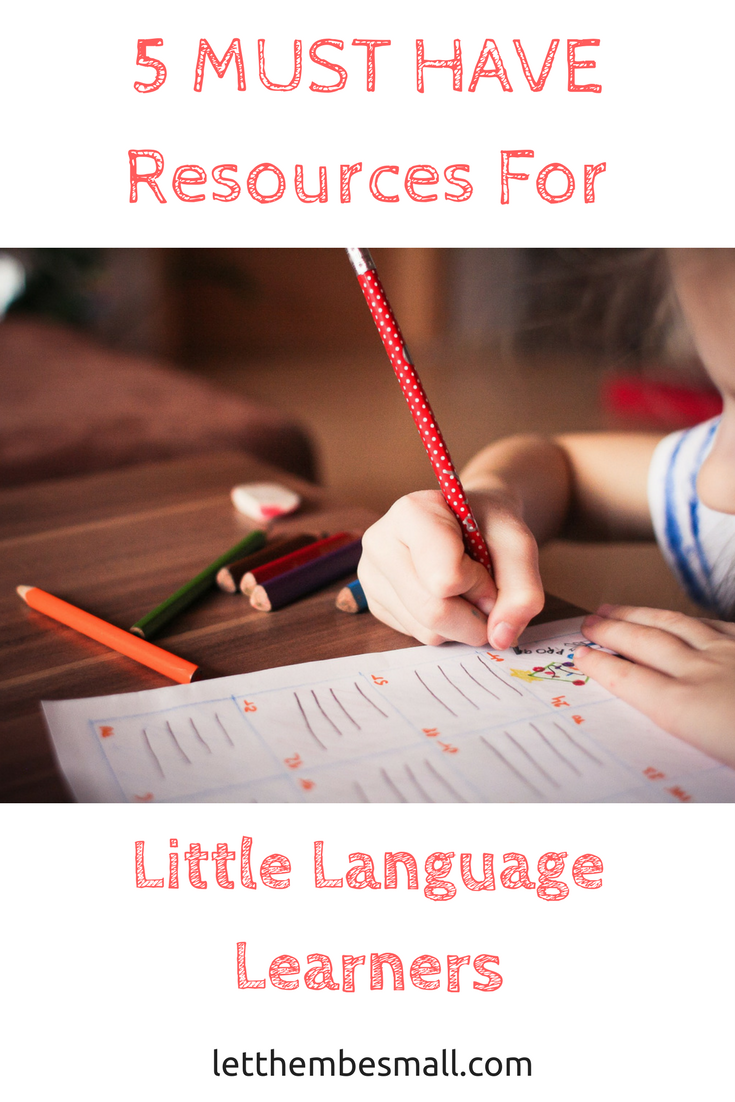 top resources for little language learners