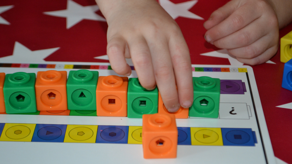 Five Great Ideas for Learning with Mathlink Cubes