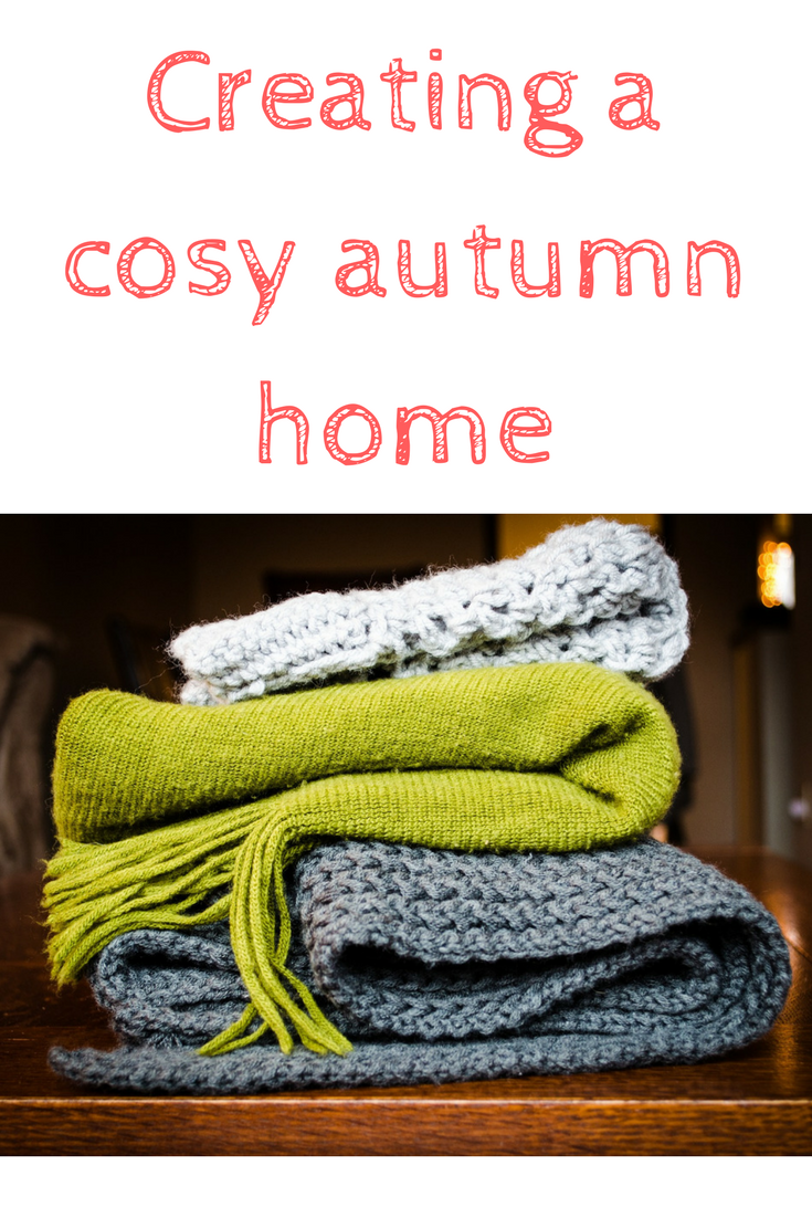 create a cosy autumn home