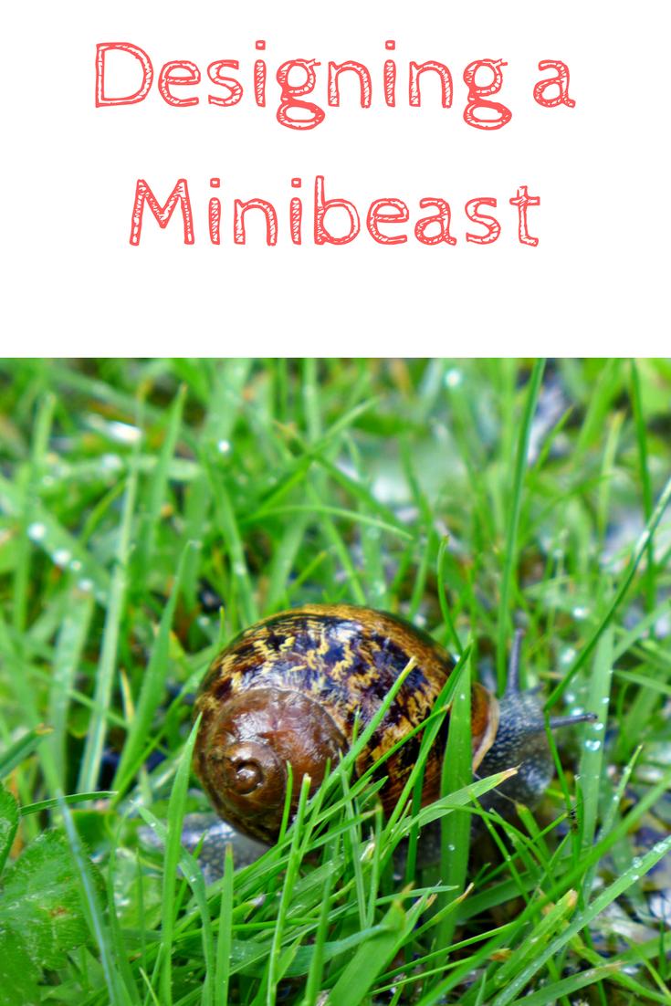 designing a minibeast