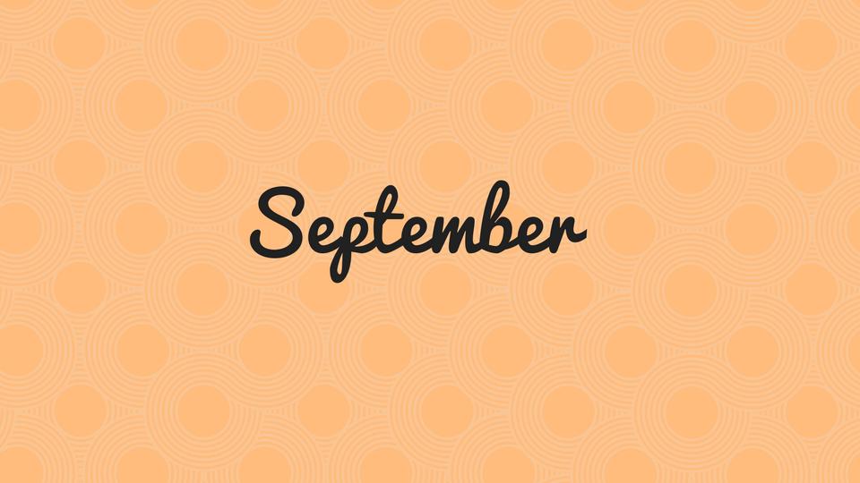 09/12 – September